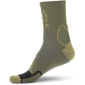 Cube Mountain High Cut Socken olive